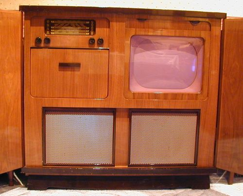 Invicta TV / Radiogram